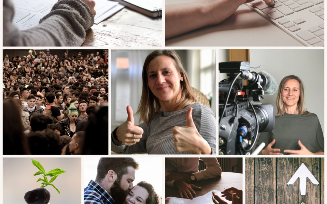 hoe maak je een visionboard doelen bereiken dagmara peters